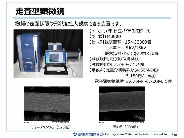 走査型顕微鏡